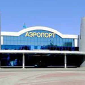 Аэропорты Мезени