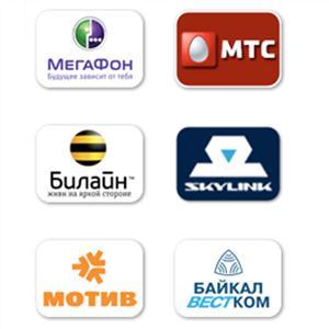 Операторы сотовой связи Мезени